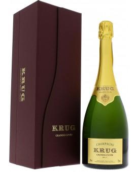 Champagne Krug La Grande Cuvée casket