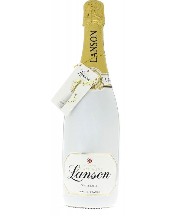 Champagne Lanson White Label 75cl