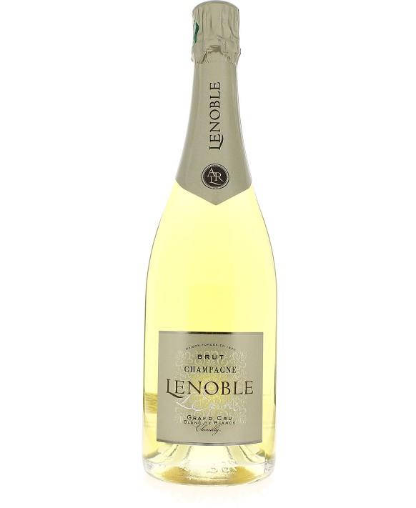 Champagne Ar Lenoble Grand Cru Blanc de Blancs l'épurée