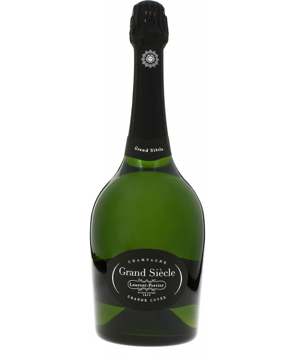 Champagne Laurent-perrier Grand Siècle