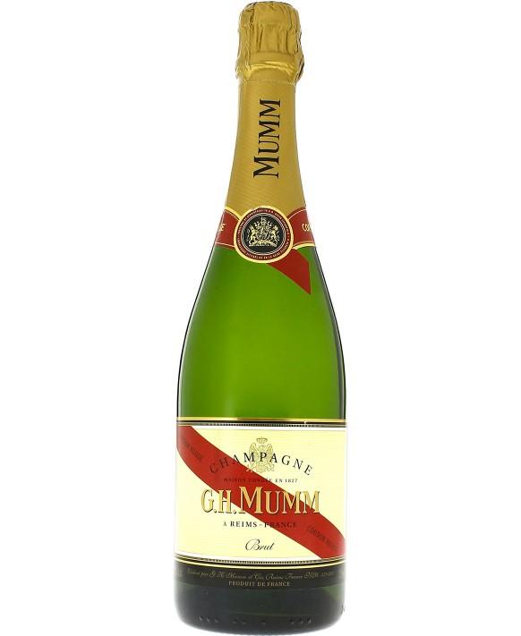 Champagne Mumm Cordon Rouge 75cl