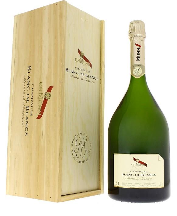 Champagne Mumm Blanc de Blancs Magnum
