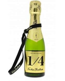 Champagne Nicolas Feuillatte Quart one four Brut