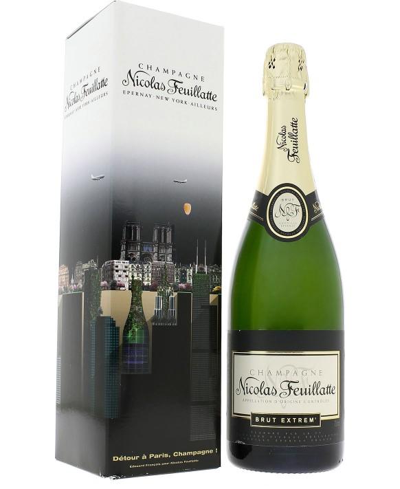 Champagne Nicolas Feuillatte Brut Extrême 75cl