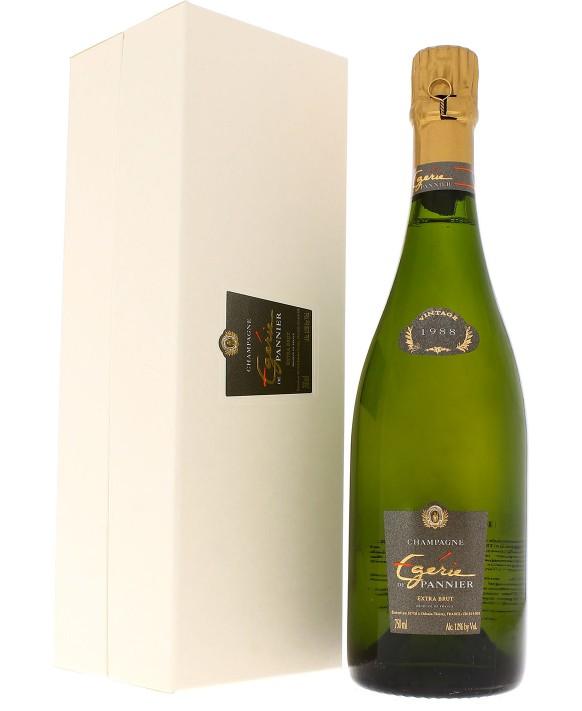 Champagne Pannier Egerie 1988
