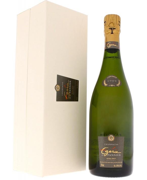 Champagne Pannier Egerie 1989