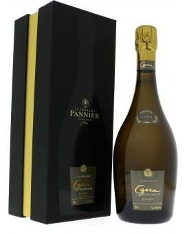 Champagne Pannier Egerie 2002 coffret luxe