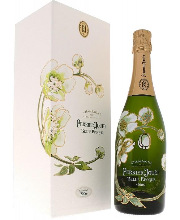 Champagne Perrier Jouet Belle Epoque 2006 coffret