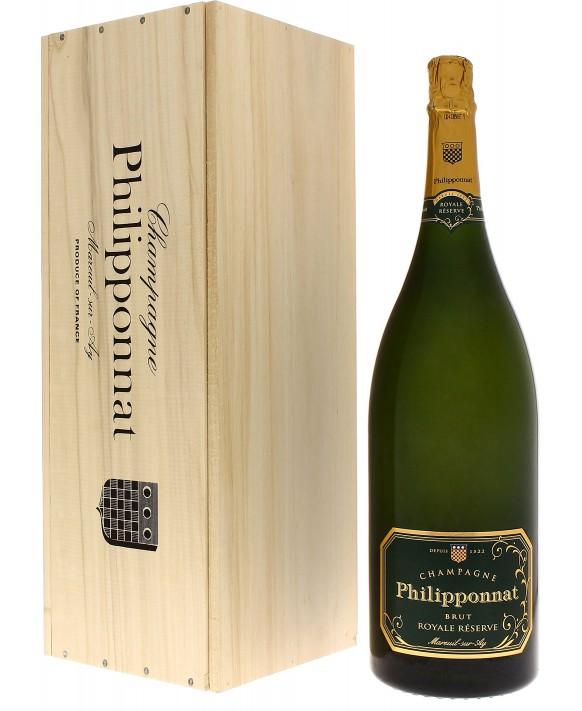 Champagne Philipponnat Royale Réserve Jéroboam
