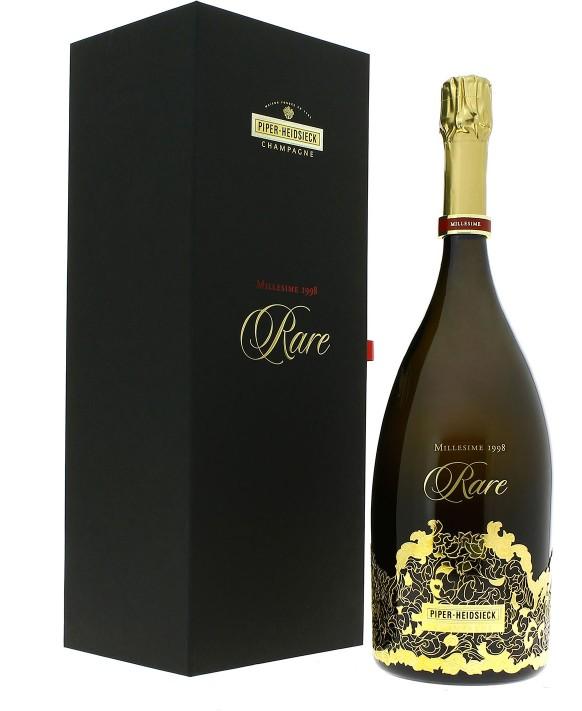 Champagne Piper - Heidsieck Rare Millésime 1998 Magnum