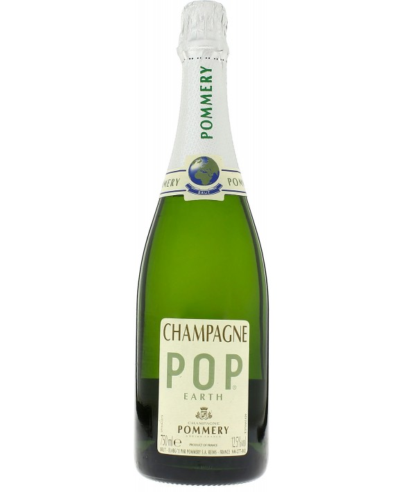 Champagne Pommery Pop Earth