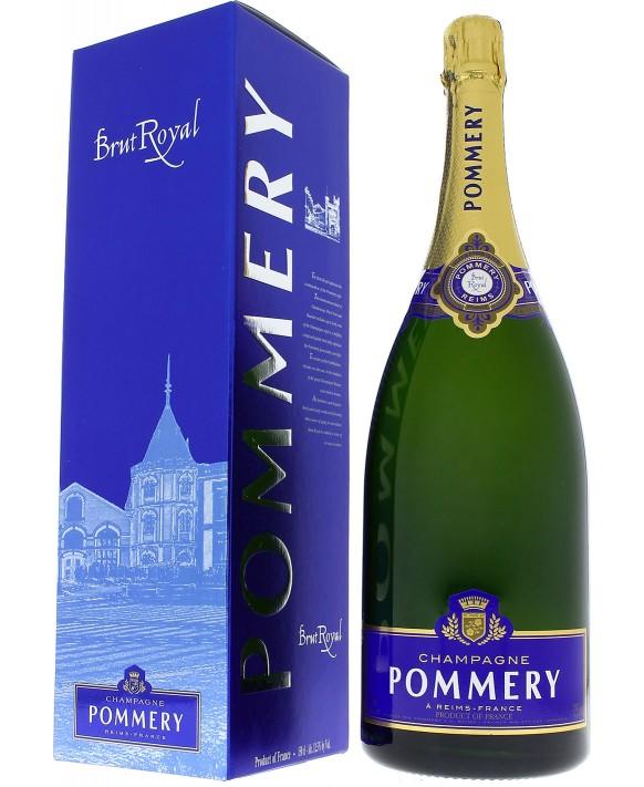 Champagne Pommery Brut Royal Magnum