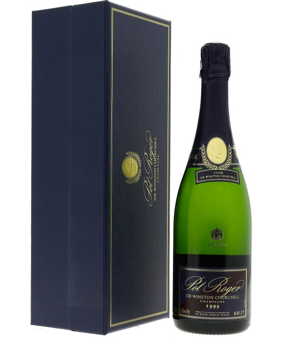 Champagne Pol Roger Cuvée Winston Churchilll 1999 75cl
