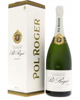 Champagne Pol Roger Brut Réserve Magnum