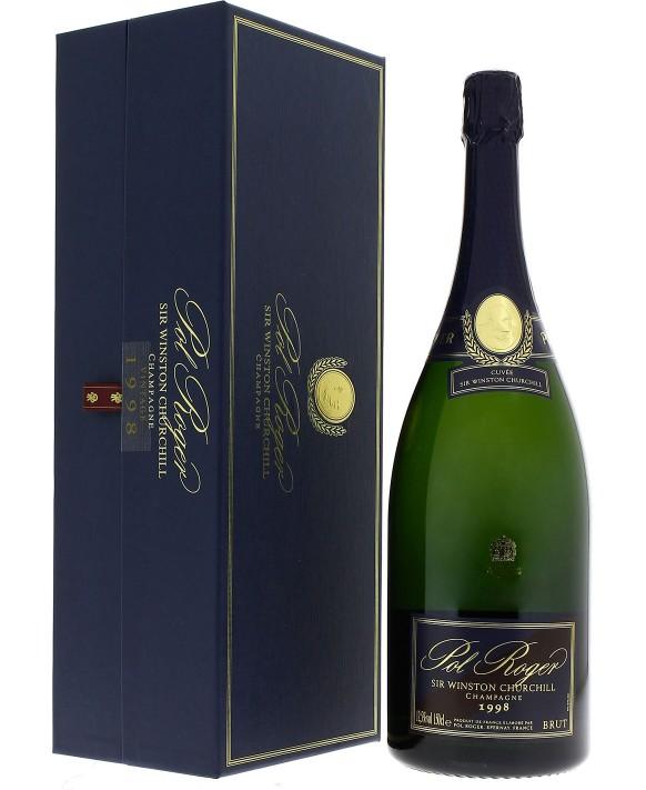 Champagne Pol Roger Cuvée Winston Churchilll 1998 Magnum