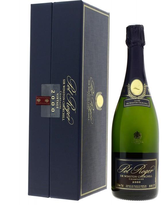 Champagne Pol Roger Cuvée Winston Churchilll 2000 75cl