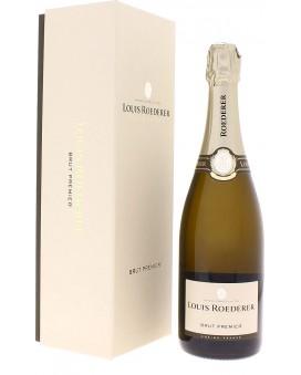 Champagne Louis Roederer Brut Premier luxury casket