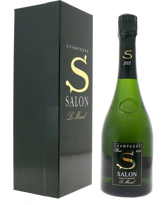 Champagne Salon S 2002 coffret 75cl