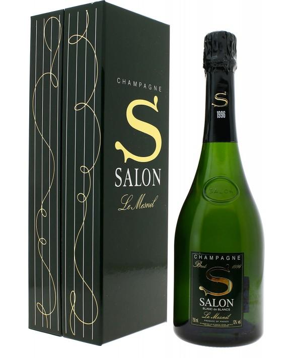 Champagne Salon S 1996 coffret