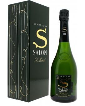 Champagne Salon S 1996 gift box