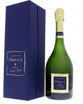 Champagne De Saint Gall Orpale Blanc de Blancs 2002 Grand Cru coffret