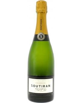 Champagne Soutiran Brut Grand Cru No Dosage