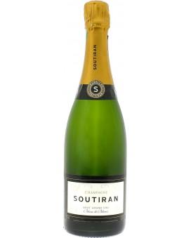 Champagne Soutiran Blanc de Blancs Grand Cru