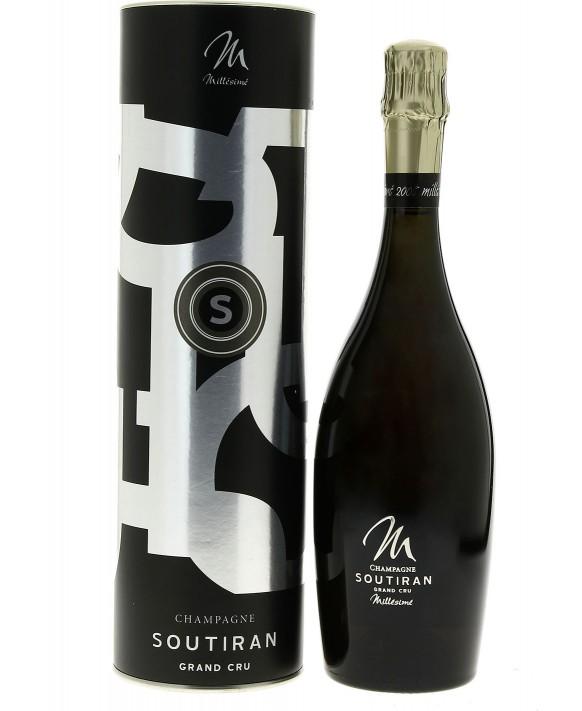 Champagne Soutiran 2008 Grand Cru 75cl