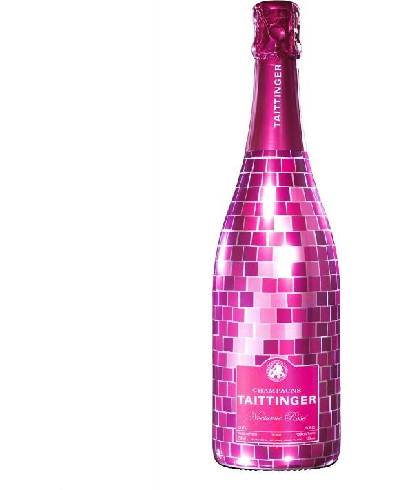 Champagne Taittinger Nocturne Rosé sleeve
