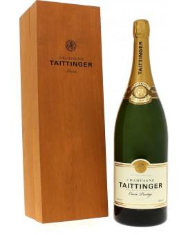 Champagne Taittinger Brut Réserve coffret luxe Jéroboam