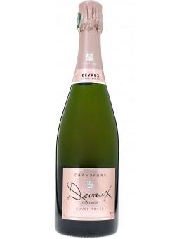 Champagne Devaux Cuvée Rosée