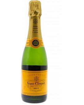 Champagne Veuve Clicquot Carte Jaune Demi