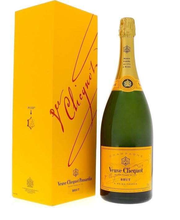 Champagne Veuve Clicquot Carte Jaune Magnum