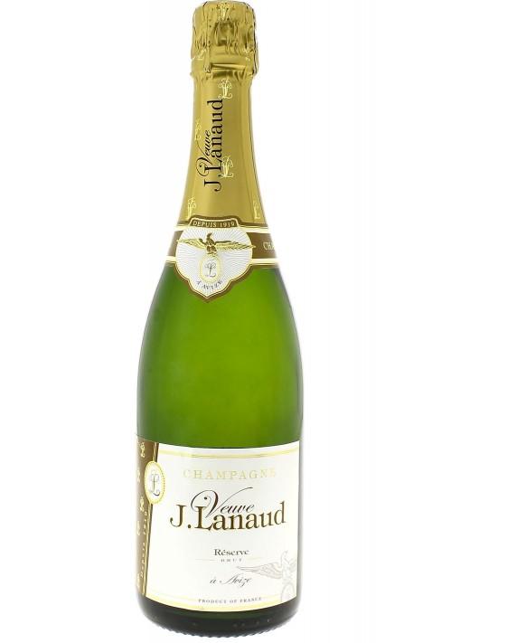 Champagne Veuve Lanaud Cuvée de Réserve Brut