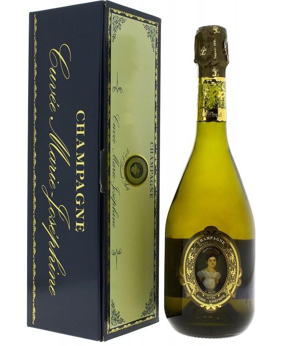 Champagne Veuve Lanaud Cuvée Marie-Joséphine grape harvest 1998