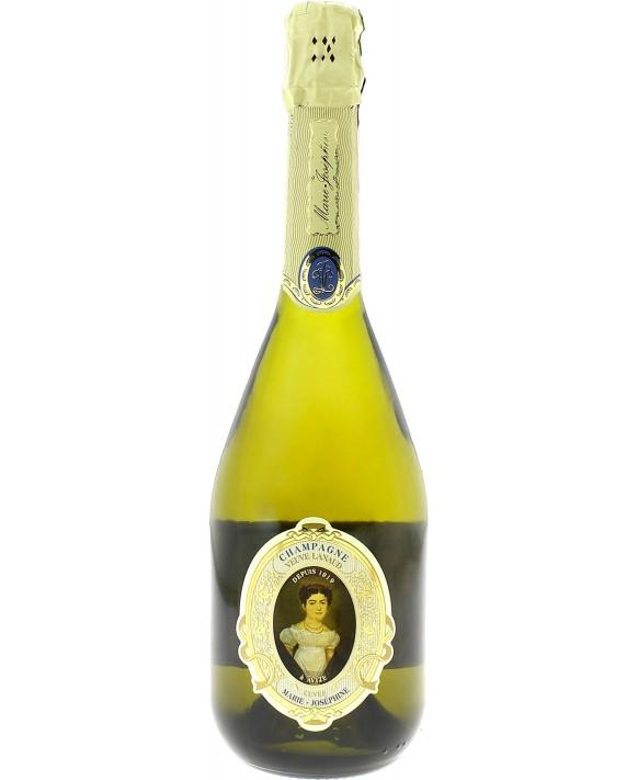 Champagne Veuve Lanaud Cuvée marie Joséphine Vendange 2002