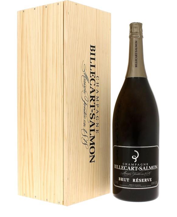 Champagne Billecart - Salmon Brut Réserve Jéroboam