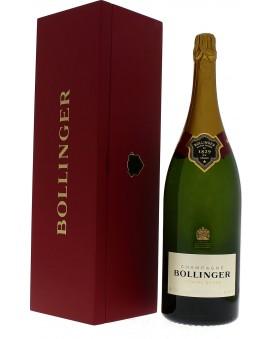 Champagne Bollinger Spécial Cuvée Mathusalem