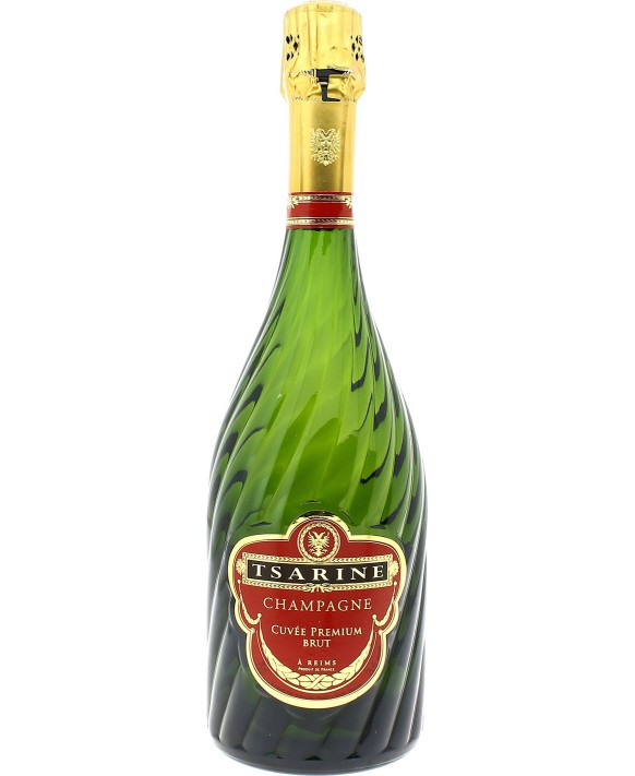 Champagne Tsarine Cuvée Premium Brut
