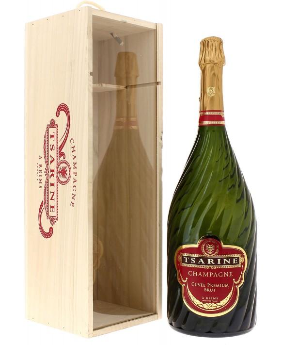 Champagne Tsarine Cuvée Premium Jéroboam