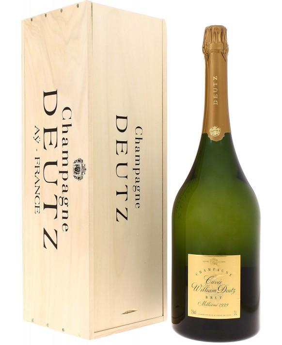 Champagne Deutz Cuvée William Deutz 1999 Jéroboam