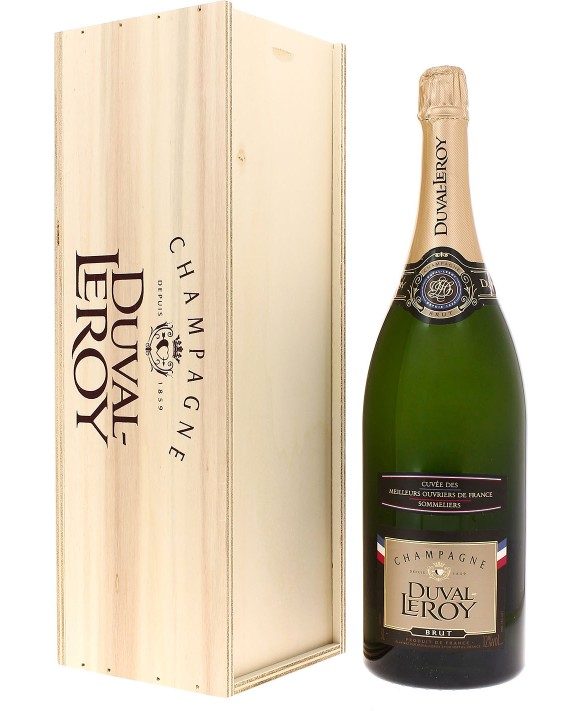 Champagne Duval - Leroy Cuvée MOF Jéroboam