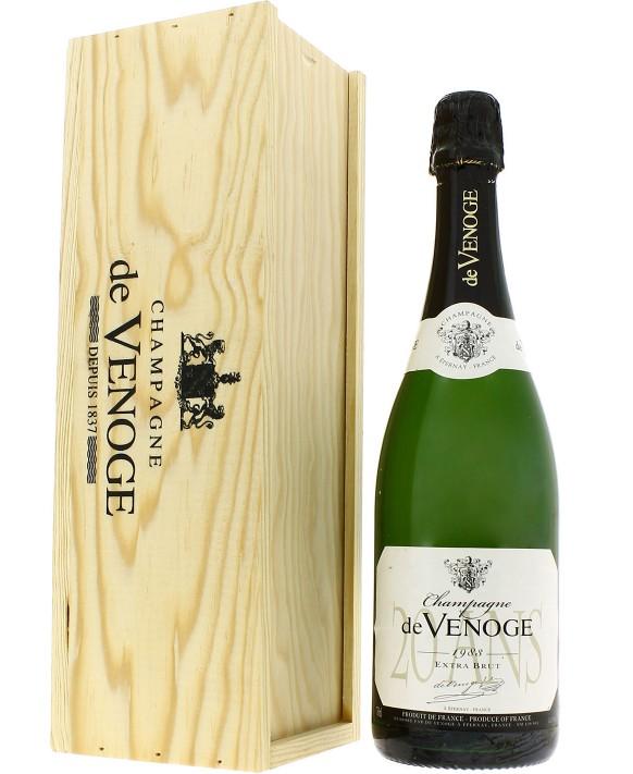 Champagne De Venoge Cuvée 20 ans 1983 75cl