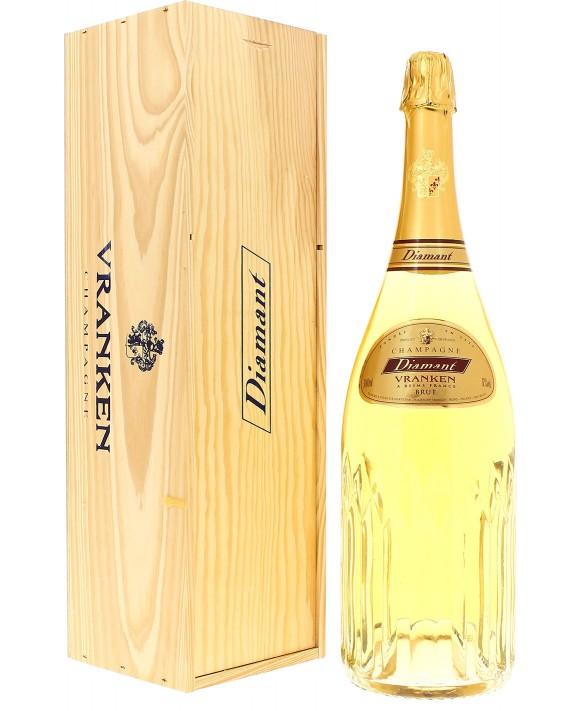 Champagne Diamant De Vranken Jéroboam