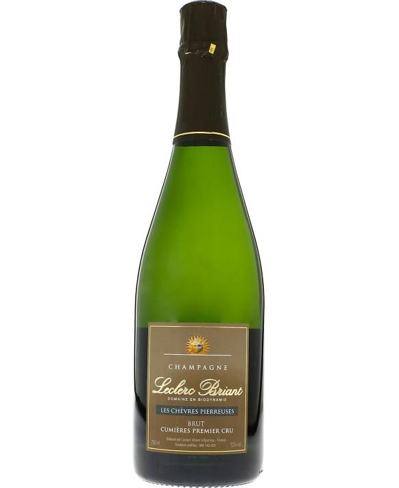 Champagne Leclerc Briant Les Chèvres Pierreuses 75cl