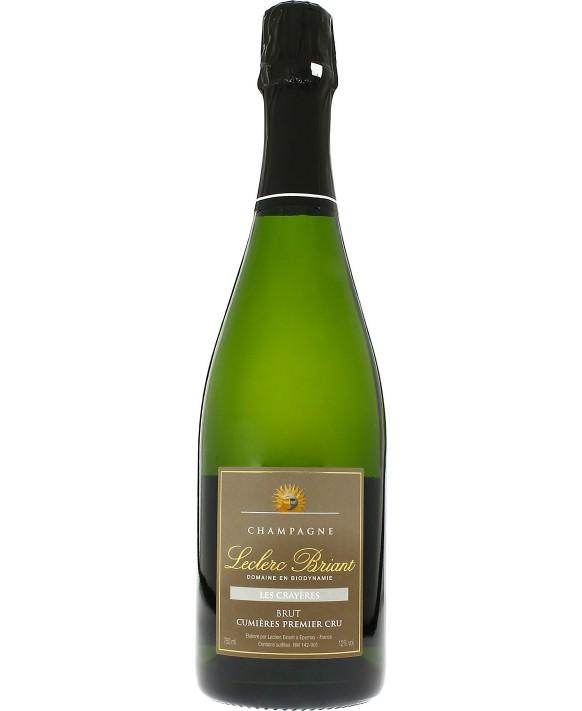 Champagne Leclerc Briant Les Crayères 1er Cru
