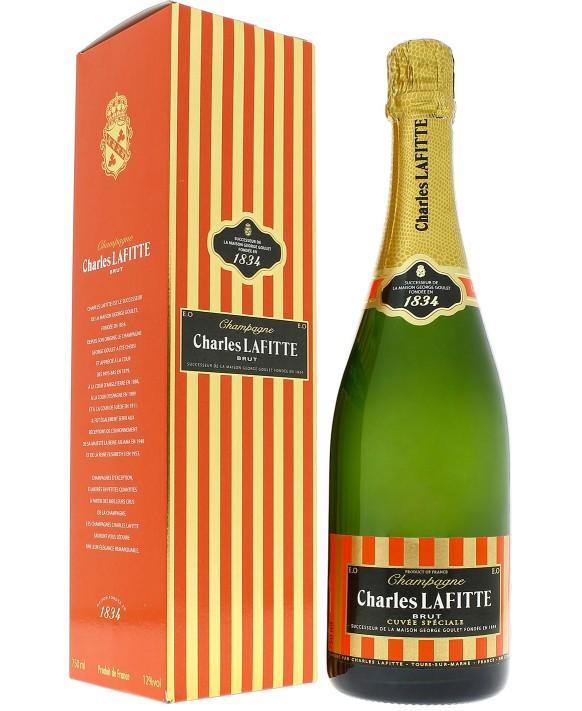 Champagne Lafitte Brut Cuvée Spéciale