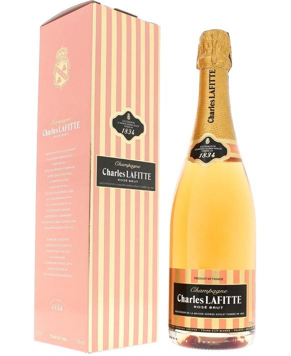 Champagne Lafitte Rosé Cuvée Spéciale 75cl
