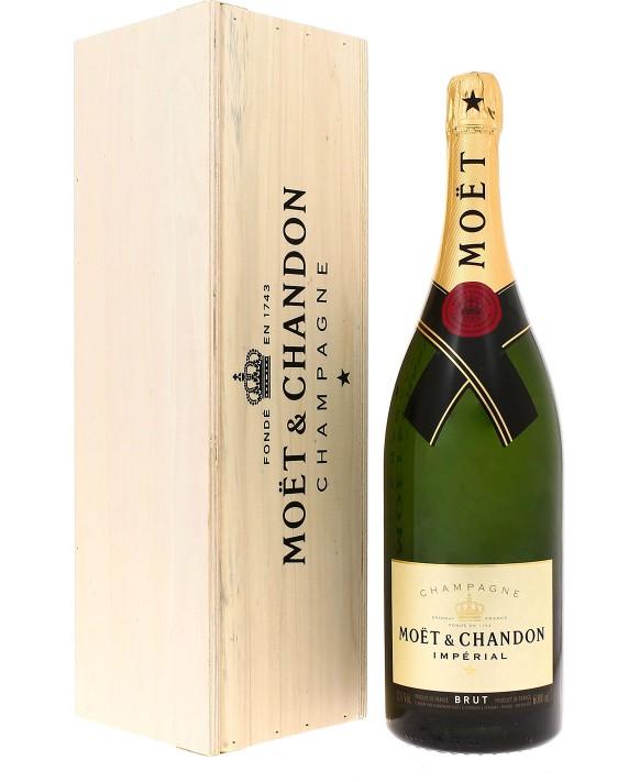 Champagne Moet Et Chandon Brut Impérial Mathusalem