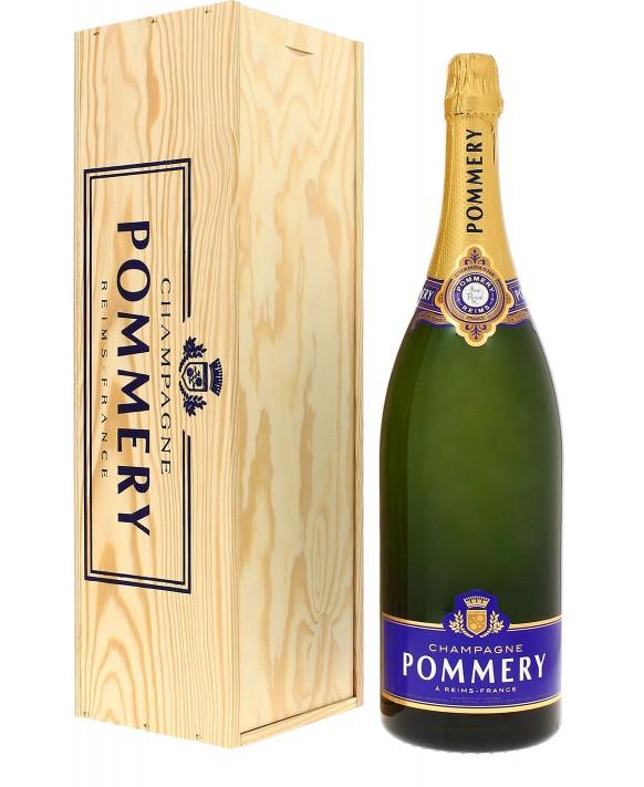 Champagne Pommery Brut Royal Jéroboam